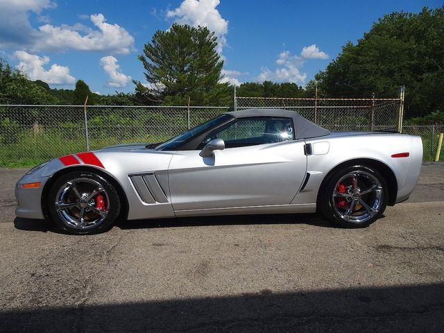 2012 Chevrolet Corvette Z16 Grand Sport w/3LT Madison, NC 6