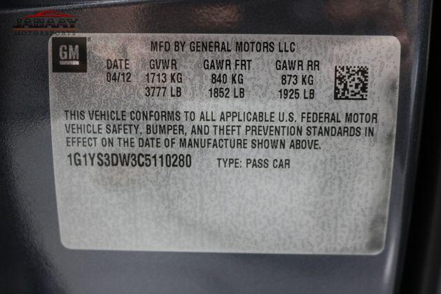 2012 Chevrolet Corvette Z16 Grand Sport w/3LT Merrillville, Indiana 50