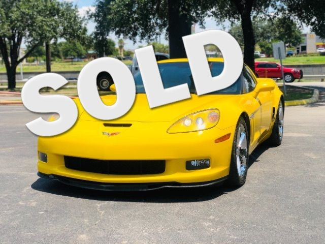 2012 Chevrolet Corvette Z16 Grand Sport w/2LT in San Antonio, TX 78233