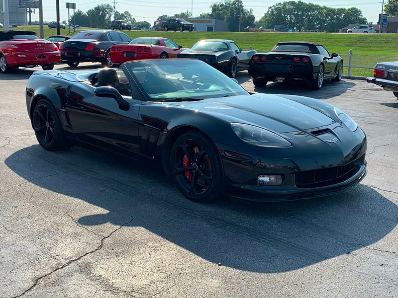 2012 Chevrolet Corvette Grand Sport Convertible 3LT  St Charles Missouri  Schroeder Motors  in St. Charles, Missouri