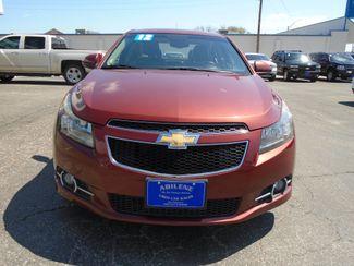 2012 Chevrolet Cruze LT w2LT  Abilene TX  Abilene Used Car Sales  in Abilene, TX