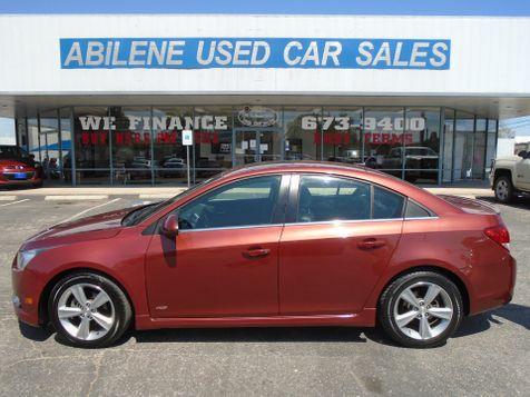 2012 Chevrolet Cruze LT w/2LT in Abilene, TX