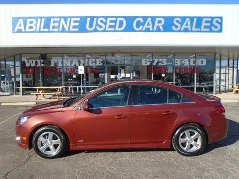 2012 Chevrolet Cruze LT w/1LT in Abilene, TX