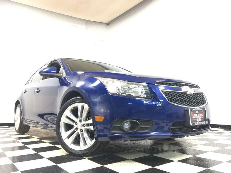 2012 Chevrolet Cruze *Get APPROVED In Minutes*   The Auto Cave in Addison