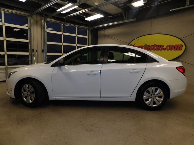 2012 Chevrolet Cruze LS  city TN  Doug Justus Auto Center Inc  in Airport Motor Mile ( Metro Knoxville ), TN
