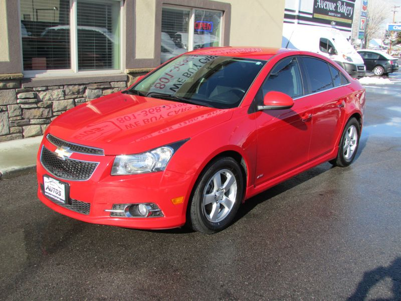 2012 Chevrolet Cruze LT Sedan  WRS package  city Utah  Autos Inc  in , Utah
