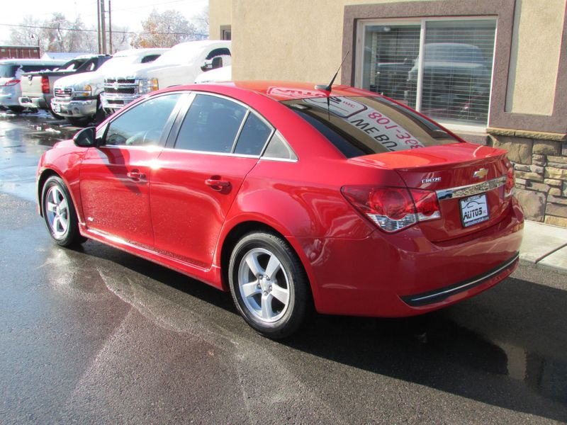 2012 Chevrolet Cruze LT Sedan  WRS package  city Utah  Autos Inc  in , Utah