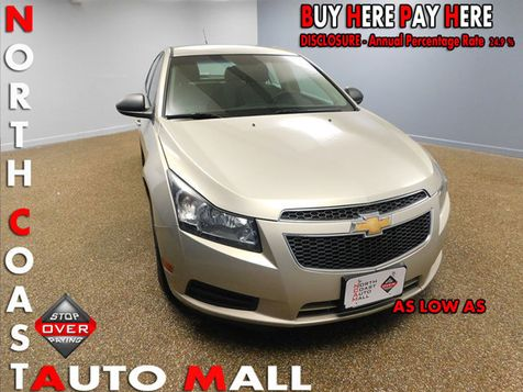 2012 Chevrolet Cruze LS in Bedford, Ohio