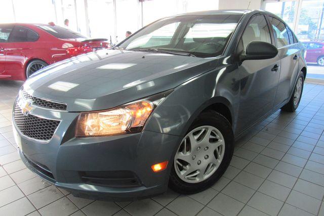 2012 Chevrolet Cruze LS Chicago, Illinois 2