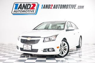 2012 Chevrolet Cruze LTZ in Dallas TX