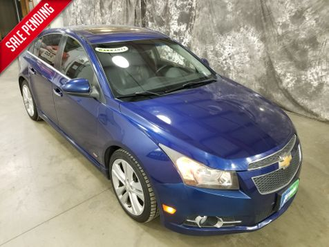 2012 Chevrolet Cruze LTZ RS in Dickinson, ND