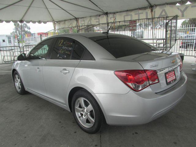 2012 Chevrolet Cruze LT w/1LT Gardena, California 1