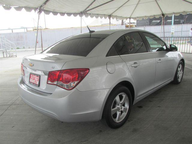 2012 Chevrolet Cruze LT w/1LT Gardena, California 2