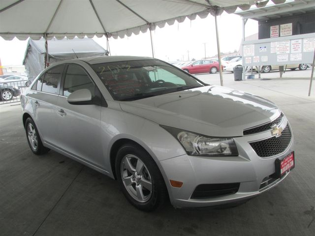 2012 Chevrolet Cruze LT w/1LT Gardena, California 3