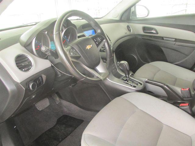 2012 Chevrolet Cruze LT w/1LT Gardena, California 4