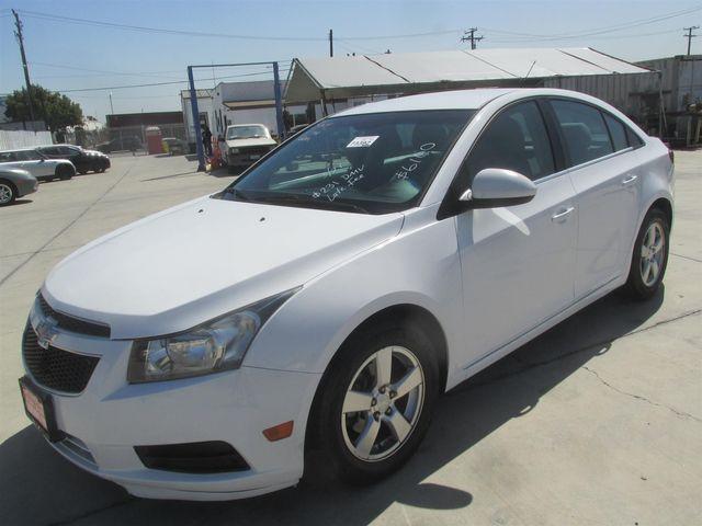 2012 Chevrolet Cruze LT w/1LT Gardena, California