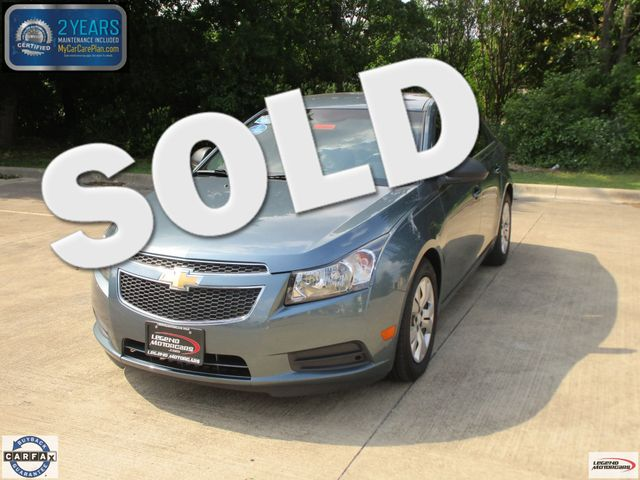 2012 Chevrolet Cruze LS in Garland