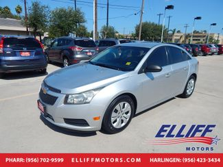 2012 Chevrolet Cruze LS in Harlingen, TX 78550