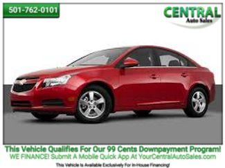 2012 Chevrolet Cruze LT w/1LT | Hot Springs, AR | Central Auto Sales in Hot Springs AR