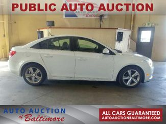 2012 Chevrolet Cruze LT w/2LT | JOPPA, MD | Auto Auction of Baltimore  in Joppa MD