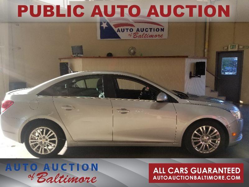2012 Chevrolet Cruze ECO | JOPPA, MD | Auto Auction of Baltimore  in JOPPA MD