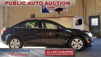 2012 Chevrolet Cruze LS   JOPPA, MD   Auto Auction of Baltimore  in Joppa MD