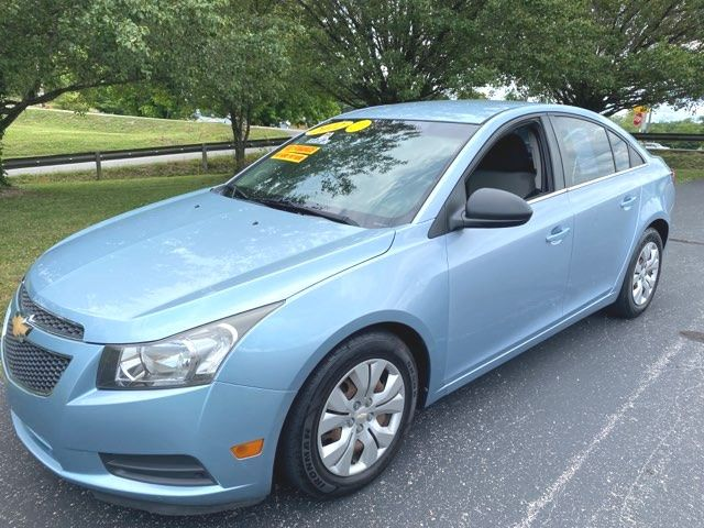 2012 Chevrolet-35 Mpg! Auto! Cruze-3 TO CHOOSE FROM BHPH OFFERED LS