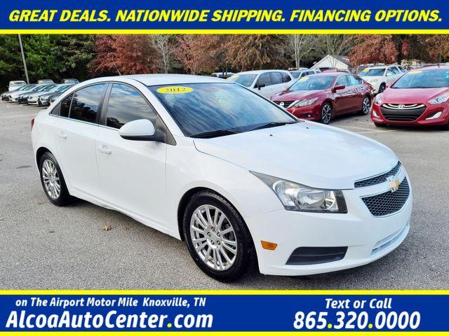 "2012 Chevrolet Cruze ECO 1LT 1.4L Turbo w/17"" Alloys"