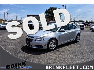 2012 Chevrolet Cruze ECO | Lubbock, TX | Brink Fleet in Lubbock TX