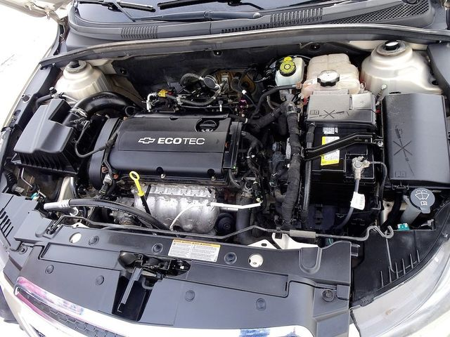 2012 Chevrolet Cruze LS Madison, NC 37