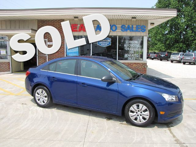 2012 Chevrolet Cruze LS in Medina, OHIO 44256