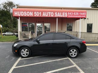 2012 Chevrolet Cruze in Myrtle Beach South Carolina