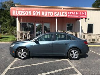 2012 Chevrolet Cruze LT w/1LT   Myrtle Beach, South Carolina   Hudson Auto Sales in Myrtle Beach South Carolina