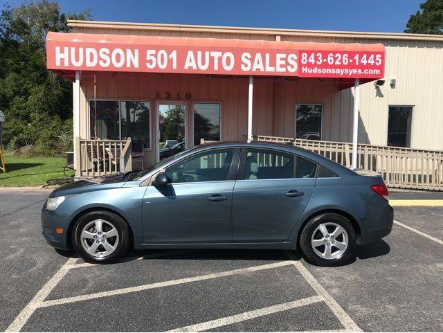 2012 Chevrolet Cruze LT w/1LT | Myrtle Beach, South Carolina | Hudson Auto Sales in Myrtle Beach South Carolina