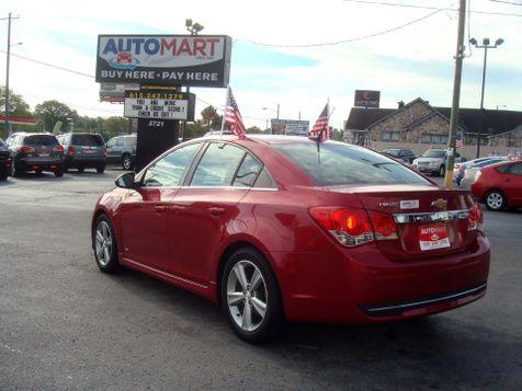 2012 Chevrolet Cruze LT w/2LT   Nashville, Tennessee   Auto Mart Used Cars Inc. in Nashville, Tennessee
