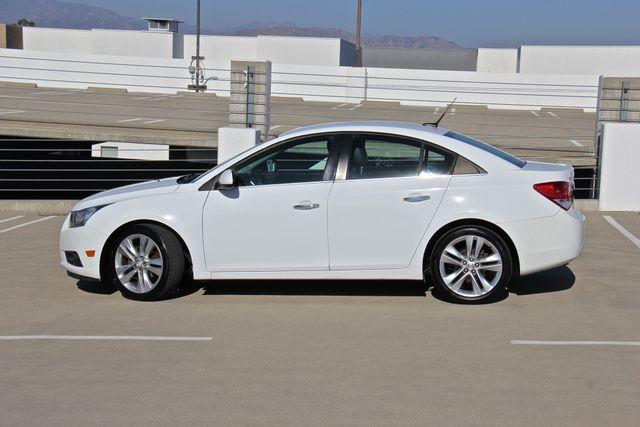 2012 Chevrolet Cruze LTZ Reseda, CA 5