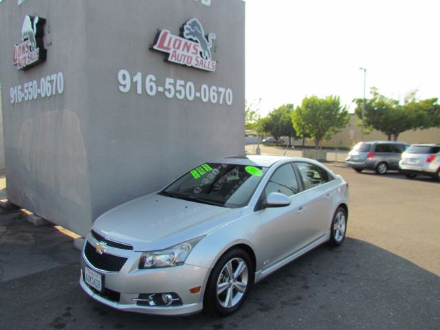 2012 Chevrolet Cruze LT w/2LT Leather in Sacramento, CA 95825