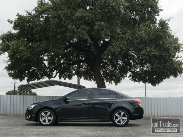 2012 Chevrolet Cruze LT 1.4L I4