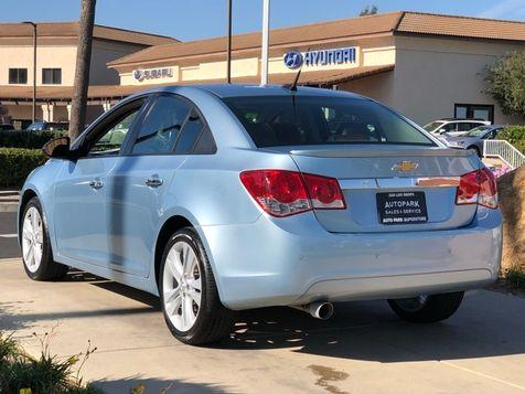 2012 Chevrolet Cruze LTZ | San Luis Obispo, CA | Auto Park Sales & Service in San Luis Obispo, CA