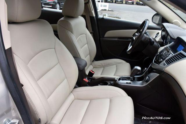 2012 Chevrolet Cruze LTZ Waterbury, Connecticut 1