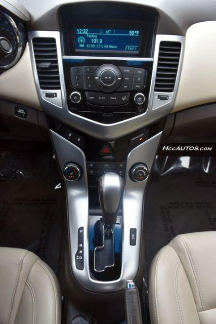 2012 Chevrolet Cruze LTZ Waterbury, Connecticut 30