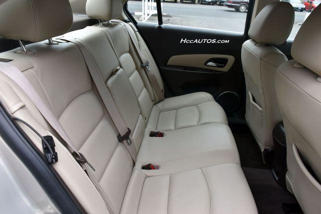 2012 Chevrolet Cruze LTZ Waterbury, Connecticut 15