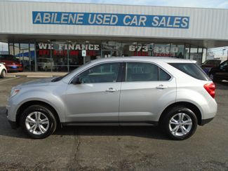 2012 Chevrolet Equinox LS  Abilene TX  Abilene Used Car Sales  in Abilene, TX
