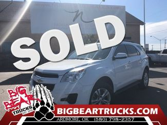 2012 Chevrolet Equinox LT w/1LT | Ardmore, OK | Big Bear Trucks (Ardmore) in Ardmore OK