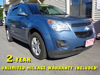 2012 Chevrolet Equinox LT w/1LT in Brockport NY, 14420