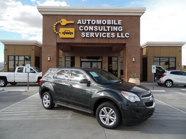 2012 Chevrolet Equinox LS in Bullhead City, AZ 86442-6452