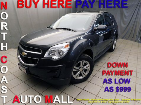 2012 Chevrolet Equinox LT w/1LT As low as $999 DOWN in Cleveland, Ohio