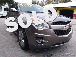 2012 Chevrolet Equinox LTZ Dunnellon, FL