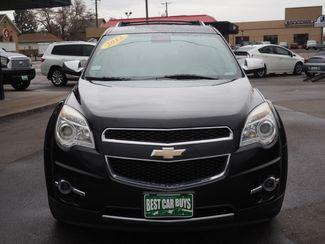 2012 Chevrolet Equinox LTZ Englewood, CO 1