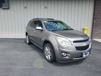 2012 Chevrolet Equinox LTZ in Harrisonburg, VA 22802